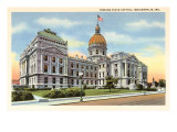 State Capitol  Indianapolis  Indiana