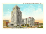 County Courthouse  Atlanta  Georgia
