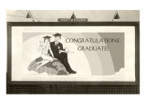 Billboard  Congratulations Graduate