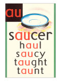 AU in Saucer