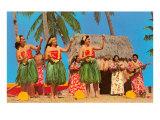 Hula Dancers  Hawaii