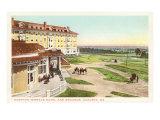Hampton Terrace Hotel  Augusta  Georgia