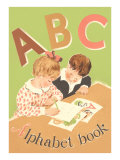 ABC Alphabet Book Cover