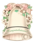 Congratulations  Wedding Bell