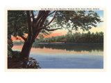 Wabash River  Terre Haute  Indiana