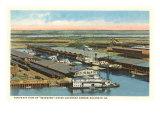 Seaboard Docks  Savannah  Georgia