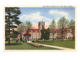 St Mary's College  South Bend  Indiana