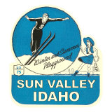 Sun Valley  Idaho  Winter and Summer Playground