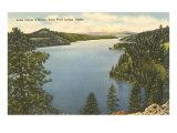 Lake Coeur d'Alene  Idaho