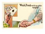 Which Hand Would You Prefer to Hold