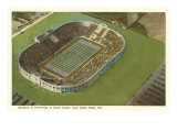 Stadium  Notre Dame  South Bend  Indiana