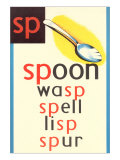 SP for Spoon