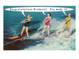 Congratulations Graduate  Water Skiers