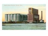 Peavey Grain Elevator  Duluth  Minnesota