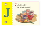 J is for Jellies