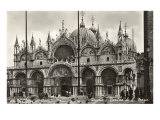 St Mark's Basilica  Venice  Italy  Photo