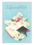 A Graduation Wish  Book