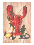 Lobster Tableau