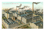 Pabst Brewing Company  Milwaukee  Wisconsin
