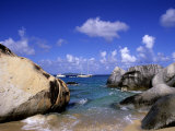 Baths of Virgin Gorda  British Virgin Islands  Caribbean