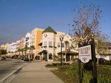 City Development of Avalon Park  South Orlando  Florida  USA