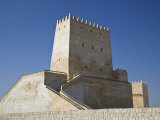 Traditional Arabian Gulf Defensive Structure  Umm Salal Mohammed Fort  Qatar