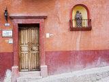 Casa De La Cuesta  San Miguel  Guanajuato State  Mexico