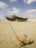 Ras Al Hadd Dhow Harbor  Sharqiya Region  Oman