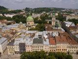 Beautiful City of Lviv  Ukraine