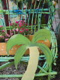 Colorful Art Gallery Details  Pine Island  Florida  USA