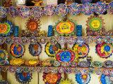 Colorful Crafts For Sale  Valladolid  Yucatan  Mexico