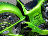 Biker Week Event  Daytona Beach  Florida  USA