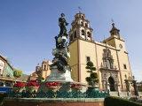 Basilica Colegiata De Nuestra Senora De Guanajuato Basilica  Guanajuato  Mexico