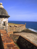 Castle of San Cristobal  Old San Juan  Puerto Rico