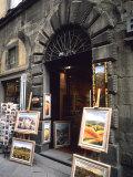Gallery  Cortona Mian  Tuscany  Italy