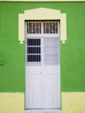 Colorful Doors  Merida  Yucatan  Mexico