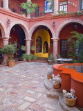 A Six Bedroom Bed & Breakfast  San Miguel  Guanajuato State  Mexico