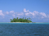 Small Island  Tahiti  French Polynesia  Oceania