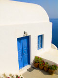 White House  Oia  Santorini  Greece