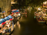 River Walk Restaurants and Cafes of Casa Rio  San Antonio  Texas
