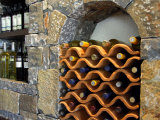 Local Wine  Crete  Lassithi Plateau  Greece