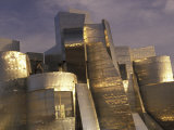 Frank Gehry's Weisman Museum  Minneapolis  Minnesota  USA