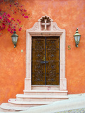 Casa With Bougainvillea  San Miguel  Guanajuato State  Mexico