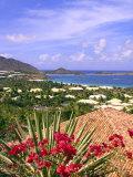 Orient Bay  St Martin  Caribbean