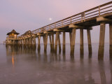 Naples Pier  Naples  Florida  USA