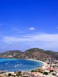 Philipsburg  St Maarten  Caribbean