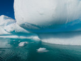 Melting Iceberg  Western Antarctic Peninsula  Antarctica