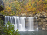 Cumberland Falls State Park near Corbin  Kentucky  USA