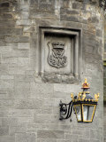 Palace of Holyrood House  Edinburgh  Scotland