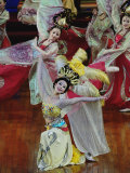 Tang Dynasty Performance  Xian  China